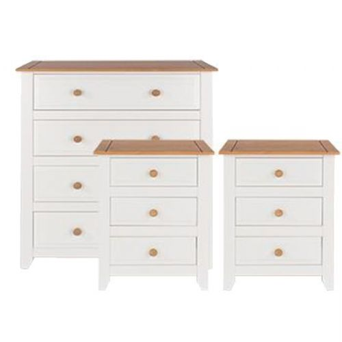 Capri Bedroom Chest Set